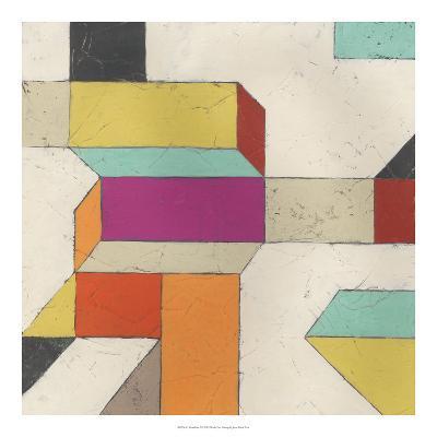 Tessellate I-June Erica Vess-Art Print