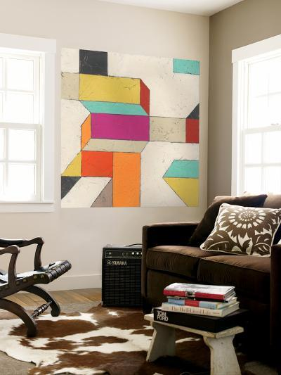 Tessellate I-June Erica Vess-Wall Mural