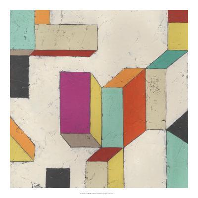 Tessellate II-June Erica Vess-Art Print