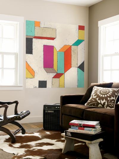 Tessellate II-June Erica Vess-Wall Mural