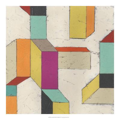 Tessellate III-June Erica Vess-Art Print
