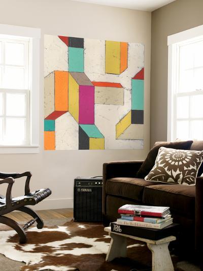 Tessellate III-June Erica Vess-Wall Mural