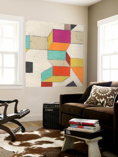 Tessellate IV-June Erica Vess-Wall Mural