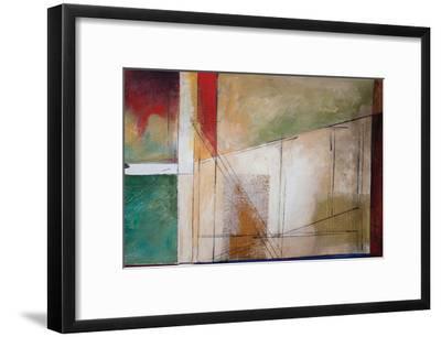 Test Pattern 3-Sokol Hohne-Framed Art Print