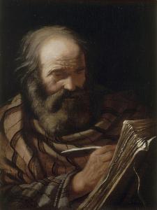Tête d'apôtre