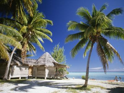Tetiaroa, French Polynesia-Douglas Peebles-Photographic Print
