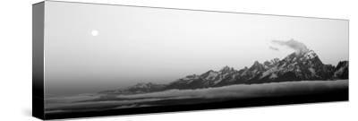 Teton Range Grand Teton National Park Wy Usa