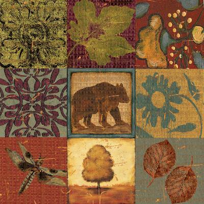 Teton Tapestry I-Jo Moulton-Art Print