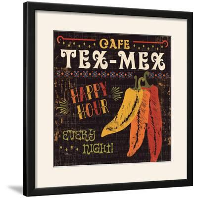 Tex Mex III--Framed Photographic Print