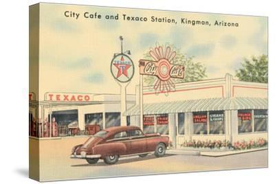 Texaco Station, Kingman, Arizona, Route 66
