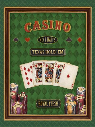 Texas Hold 'Em-Daphne Brissonnet-Art Print