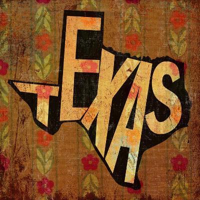 Texas-Art Licensing Studio-Giclee Print