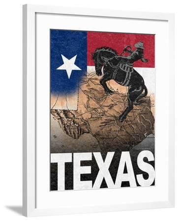 Texas-Todd Williams-Framed Art Print