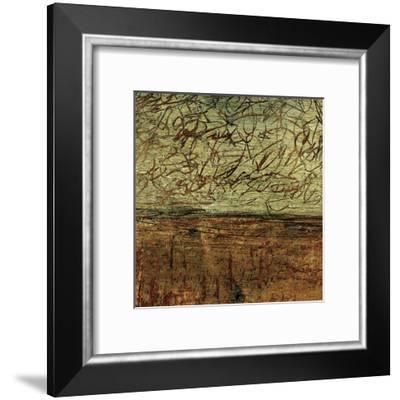 Text-J. McKenzie-Framed Art Print