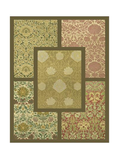 Textile Detail II-Vision Studio-Art Print