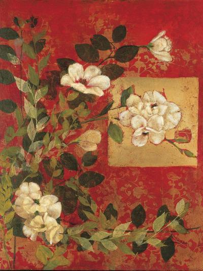 Textile Impressions 1-Matina Theodosiou-Art Print