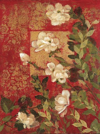 Textile Impressions 2-Matina Theodosiou-Art Print