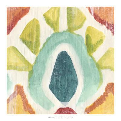 Textile Kaleidoscope II-June Erica Vess-Giclee Print