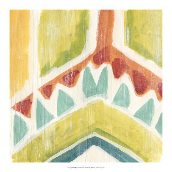 Textile Kaleidoscope IV-June Erica Vess-Giclee Print