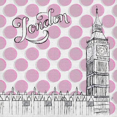 Textile London-Gina Ritter-Premium Giclee Print