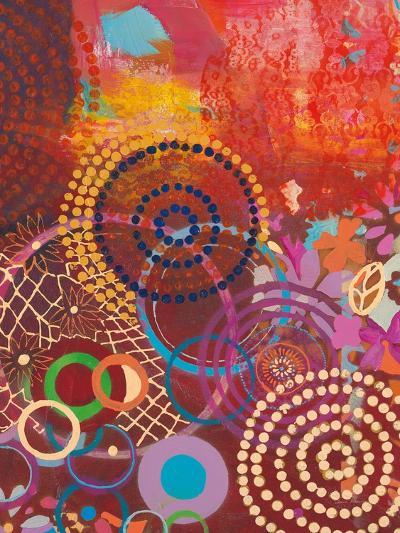 Textile Story-Jeanne Wassenaar-Art Print