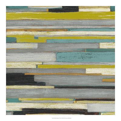 Textile Texture I-Julie Silver-Giclee Print