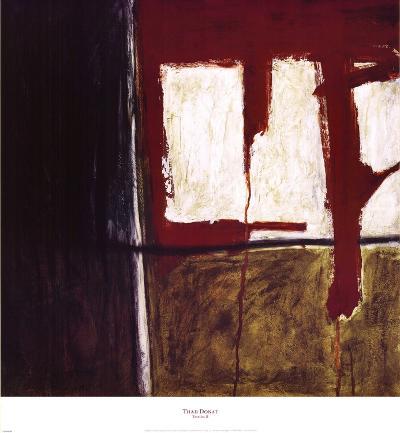 Textiles II-Thad Donat-Art Print