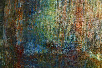 Textural Abstract II-Jean-Fran?ois Dupuis-Art Print