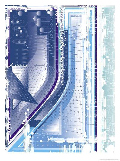 Texture, High Tech--Art Print