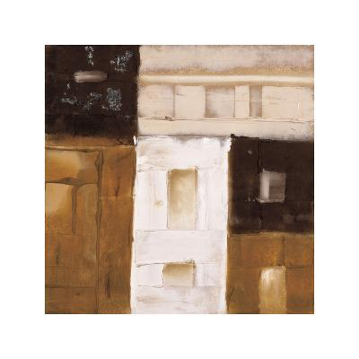 Textured Avenues I-Orla May-Giclee Print