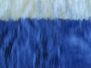 Textured Blue Soft Blurred Background
