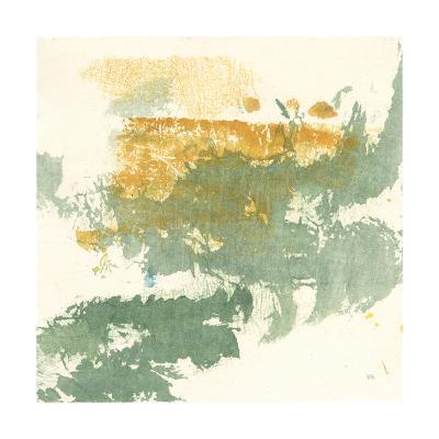 Textured Gold II-Chris Paschke-Art Print