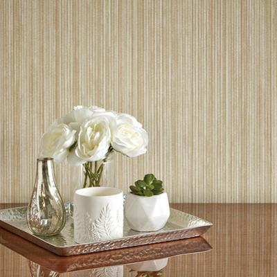 Textured Grasscloth Sand Self-Adhesive Wallpaper