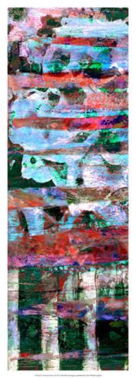 Textured Lines I-Danielle Harrington-Giclee Print
