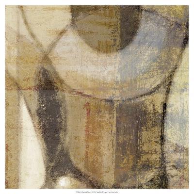 Textures Align II--Art Print