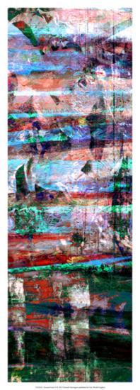 Textures Lines II-Danielle Harrington-Giclee Print