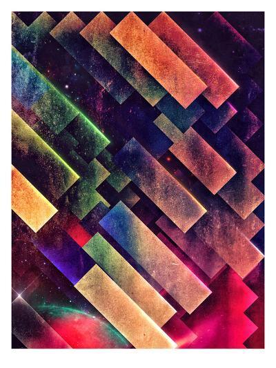th'kynfydynse-Spires-Art Print