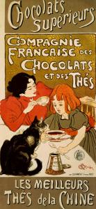 Chocolat by Th?ophile Alexandre Steinlen