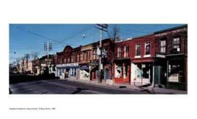 Queen Street, 13 Busy Street