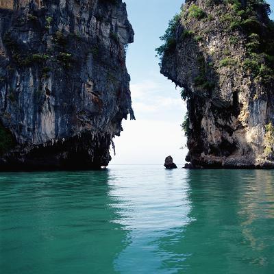 Thai coastline--Photographic Print