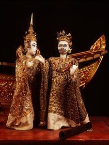 Thai Puppets, Early 20th Century