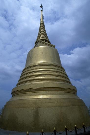 Thailand, Ayutthaya, Wat Sakesa Temple, Architectural Detail--Giclee Print