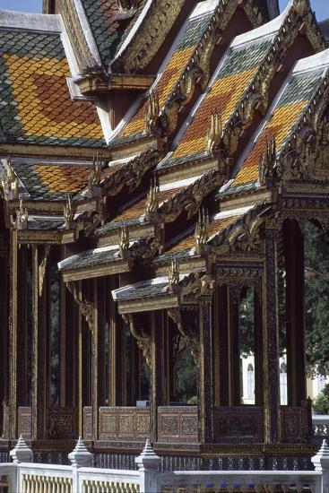 Thailand, Bang Pa In, Summer Palace--Giclee Print