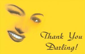 Thank You Darling, Winking Lady's Features