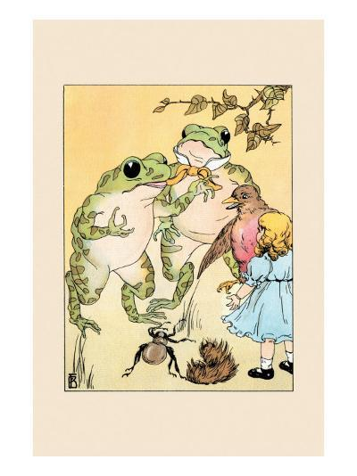 Thank You Friends-Frances Beem-Art Print