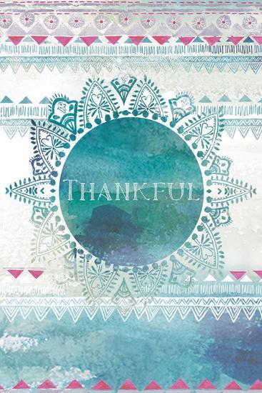 Thankful-Anahata Katkin-Giclee Print