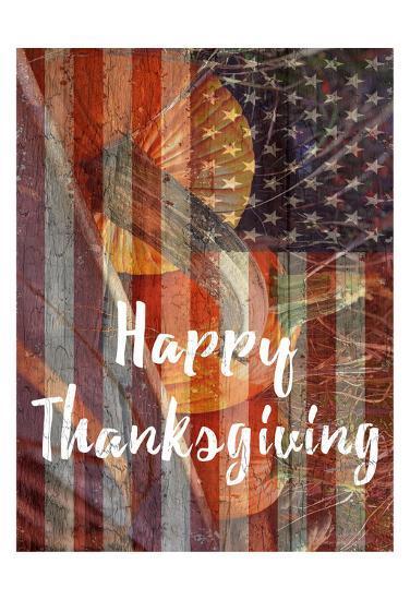 Thanksgiving-Sheldon Lewis-Art Print