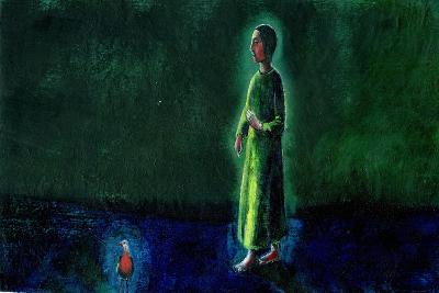 That Night Bird, 2003-Gigi Sudbury-Giclee Print