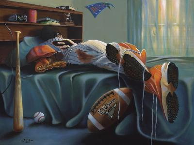 That's My Boy-Geno Peoples-Giclee Print