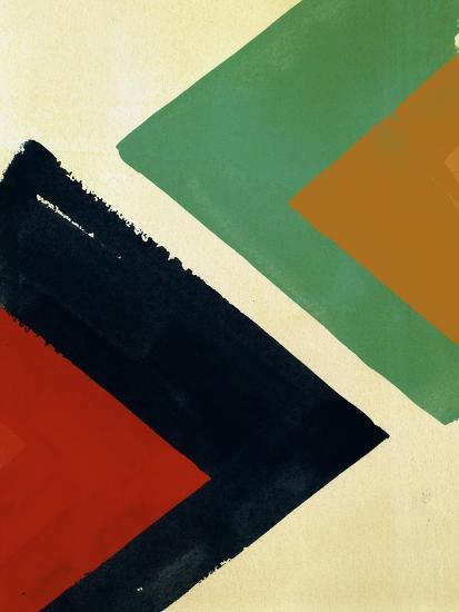 Thatta way-Paulo Romero-Premium Giclee Print